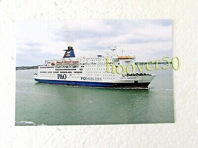 £1.90 • Buy Pride Of Portsmouth, P&O Ferries - 6x4 Inch Professionally Developed Photograph