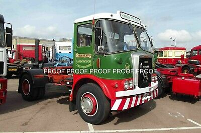 £0.99 • Buy Classic Truck Lorry Photo 6 X4  Atkinson  Borderer Tractor Unit GDS14
