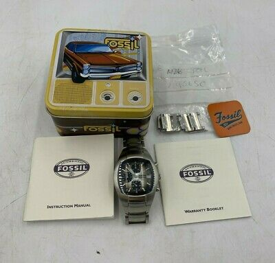 $ CDN8.92 • Buy Men's Fossil Wrist Watch Used Good Condition (A) (A)