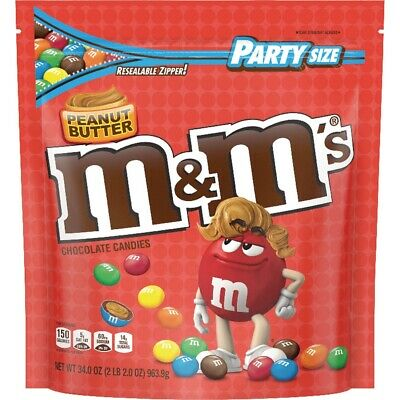 $21.72 • Buy M&M's Peanut Butter Chocolate Candies - Peanut Butter Chocolate - 2.12 Lb - 1
