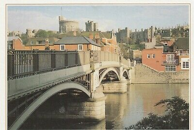 £1.50 • Buy Postcard Windsor Castle And The Town Bridge My Ref MD20B