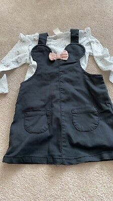 £2 • Buy New H&M 12-18 Disney Minnie Mouse Outfit Dress Top Girls