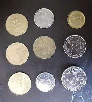 £0.99 • Buy Singapore And Malaysian Coin Collection