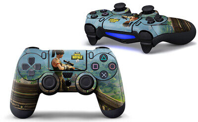 AU13.66 • Buy Fortnite Series Ps4 Pro Controller Vinyl Protective Skin Decal Wrap Stickers
