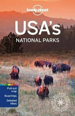 £14.42 • Buy Lonely Planet USA's National Parks By Lonely Planet 9781788688932   Brand New