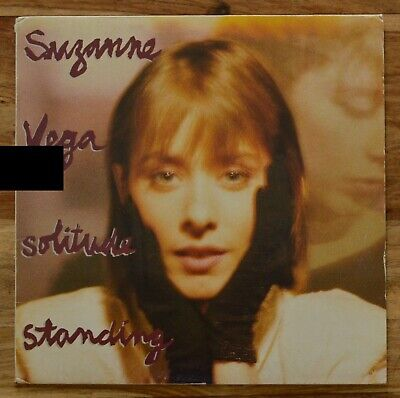 £4 • Buy Suzanne Vega - Solitude Standing - A Vinyl Album From 1987 On A&M