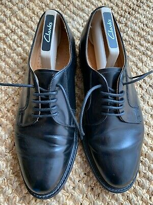 £39.99 • Buy Mens Loake 771b Derby Shoes Black Leather Gc Uk 9 100% Genuine Fast Post