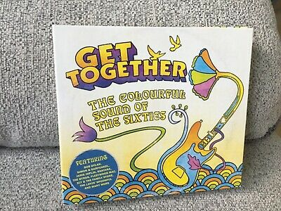 £0.99 • Buy Get Together The 60s 3 Cds Bob Dylan Chicken Shack Guess Who Love Affair