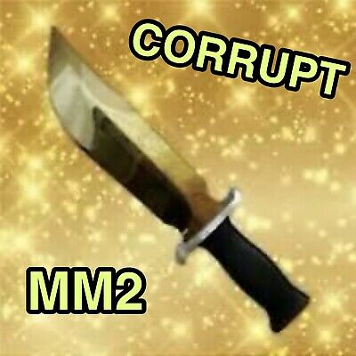 $ CDN13.79 • Buy MM2 Corrupt Godly Weapon - Roblox In Game Item - Very Rare - Quick Delivery