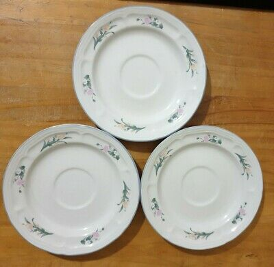 £2.50 • Buy Three Crown Dynasty Floral Saucers