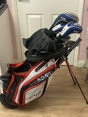 AU232.45 • Buy *Mens Right Handed Set Of Ben Sayers M15 Golf Clubs + New Stand Bag*