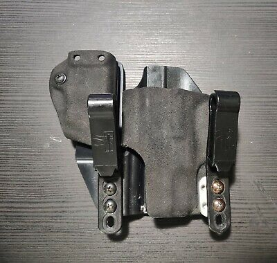 $10.50 • Buy USED Left Hand Haley Strategic G-Code Incog S&W M&P Shield Holster W/ Mag Caddy