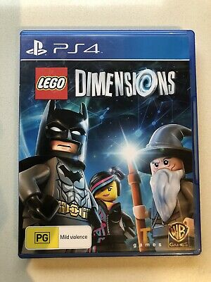 AU50 • Buy LEGO Dimensions - Sony PS4 PlayStation 4 Game Only PAL