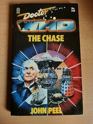 £2.99 • Buy Doctor WhoThe Chase By John Peel Target Books 1989 1st Ed