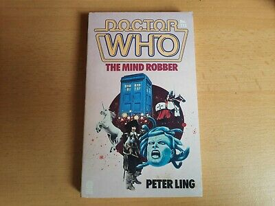 £7.50 • Buy Doctor WhoThe Mind Robber By Peter Ling Target Books 1987 1st Ed