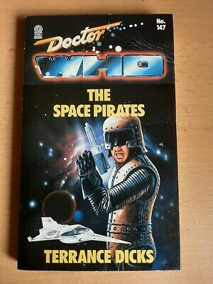 £3.20 • Buy Doctor WhoThe Space Pirates By Terrance Dicks Target Books 1990 1st Ed