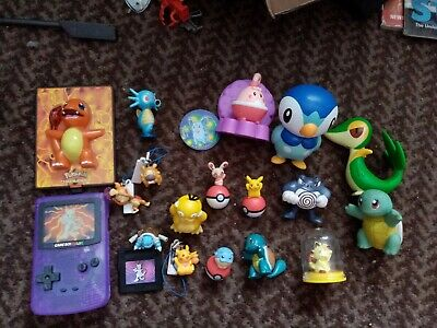 £12.50 • Buy Pokemon Toy Action Figure Bundle Set - Nintendo - Squirtle Piplup Snivy Mewtwo