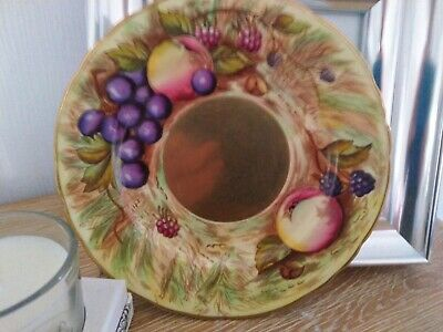 £35 • Buy Aynsley Orchard Gold Plate
