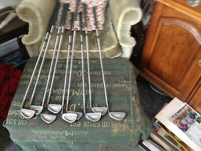 AU147.57 • Buy Set Of Golf Clubs MIZUNO ASTRON Irons 3-9,sand,pitch