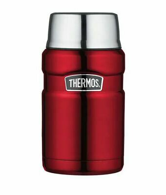 AU35.68 • Buy Thermos Stainless King Insulated Food Jar 710ml Red ( Free Postage )