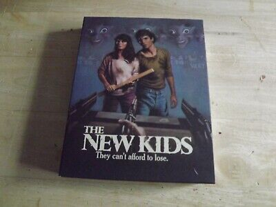 £0.99 • Buy The New Kids... Blu Ray ( 101 Films Ltd Edition With Slipcase & Booklet)