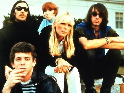 £13.50 • Buy Reproduction  The Velvet Underground - Colour  Poster, Home Wall Art, Size A2