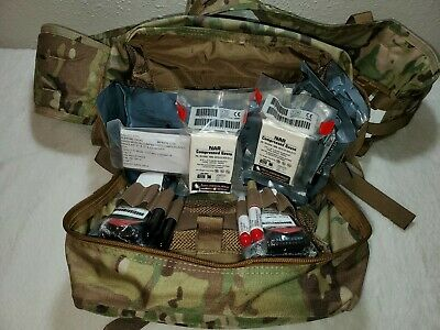 $424.99 • Buy Military OCP Combat Casualty Bag W/ Medical First Aid Supplies ARMY AIRFORCE