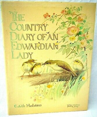 £14.98 • Buy The Country Diary Of An Edwardian Lady Hardback Book Edith Holden 1979
