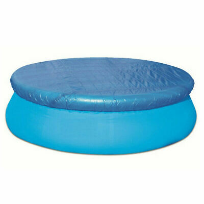 £18.99 • Buy Bestway SOLAR COVER SWIMMING POOL 8FT 10FT 12FT HEATS THE WATER KEEPS DEBRIS OUT
