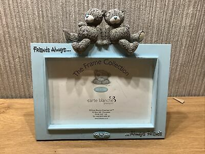 £11.95 • Buy Me To You Bear Large Photo Frame Collectable Gift Tatty Teddy 3D Friends Always