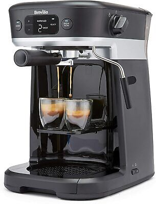 £129.99 • Buy Breville All-in-One Coffee House, Espresso, Filter And Pods Coffee Machine
