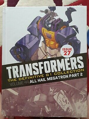 £7.40 • Buy Transformers The Definitive G1 Collection Volume 44 All Hail Megatron Part 2