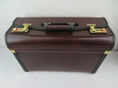 $59.95 • Buy HIT Industries XLarge Brief Case Combo Locking Attorney/Doctor