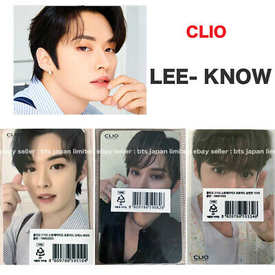 $ CDN185.76 • Buy Stray Kids Leeknow CLIO Official Photo Card PC Photocard Lee Know