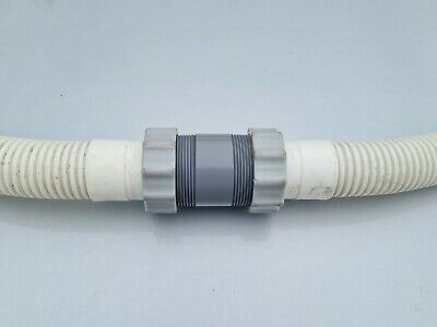 £30 • Buy Bestway Or Intex 38mm Swimming Pool Hose Connectors Extensions To Join 2 Pipes