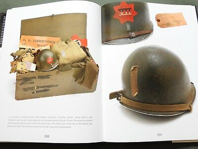 $ CDN99.07 • Buy  M-1 Helmet Of The Ww2 Gi  Us Army Paratrooper Painted Steel Pot Reference Book