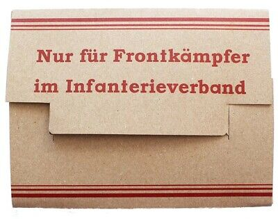 $49 • Buy Frontline Ration  Nur Für , MRE, WW2, EMERGENCY, MEAL READY TO EAT, MILITARY