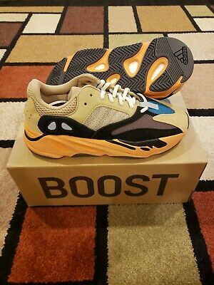 $ CDN393.17 • Buy Adidas Yeezy Boost 700 Enflame Amber GW0297 Authentic Deadstock NEW IN HAND
