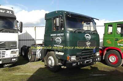 £0.99 • Buy Classic Truck Lorry Photo 6 X4  Foden 4350 Tractor Unit 14 B