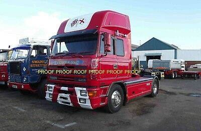 £0.99 • Buy Classic Truck Lorry Photo 6 X4  Foden 4410 Tractor Unit 14 B