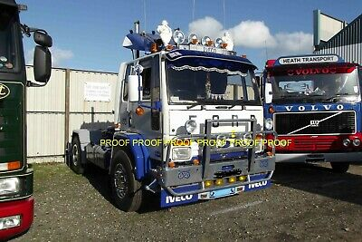 £0.99 • Buy Classic Truck Lorry Photo 6 X4  Ford Cargo Tractor Unit 14 B
