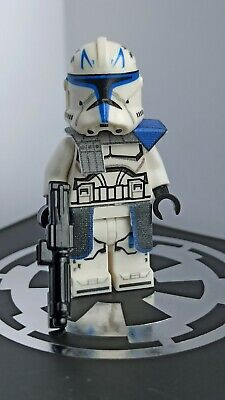 £21.99 • Buy LEGO Star Wars Captain Rex Custom Thiccs Shop Decalled Minifigure