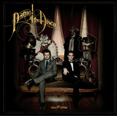 £7.98 • Buy Panic! At The Disco-Vices & Virtues CD NEW