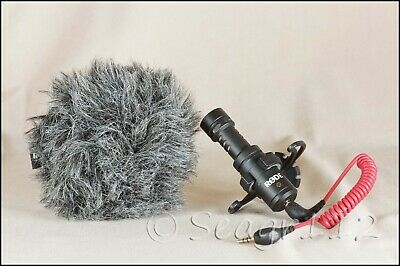 £32.37 • Buy Rode VideoMicro Compact On-Camera Microphone - Mint