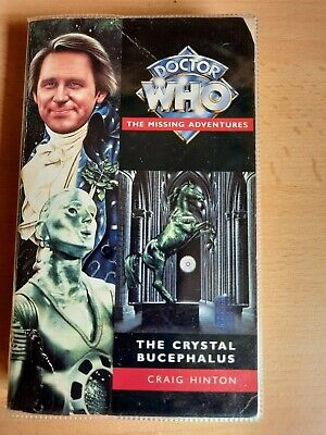£1.99 • Buy Doctor WhoThe Crystal Bucephalus Missing Adventures MA Virgin Books 1994 1st Ed