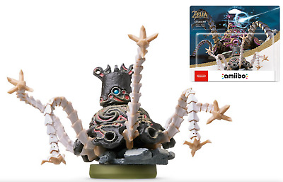 AU81.25 • Buy Amiibo GUARDIAN The Legend OF Zelda: Breath Of The Wild Collection Nintendo 3DS