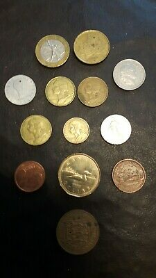 £2.99 • Buy Collection Of Foreign Coins.