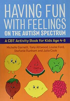 £8.99 • Buy Having Fun With Feelings On The Autism Spectrum: A CBT Ac... By Runham, Stefanie