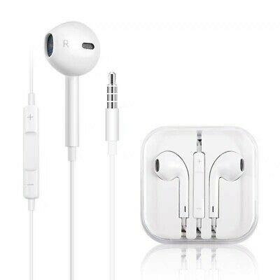 $ CDN8.68 • Buy 2 For £5 Headphones With Microphone & Volume Control