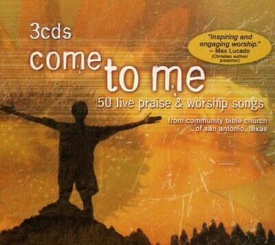 £5.04 • Buy Various : Come To Me: 50 Live Praise & W CD Incredible Value And Free Shipping!